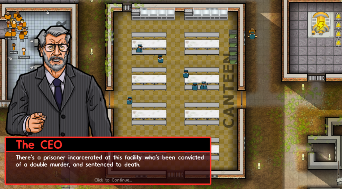 What we can learn from prison architect gaming in training for Jail architect